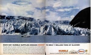 Humble oil ad copy