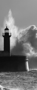 Lighthouse and storm copy